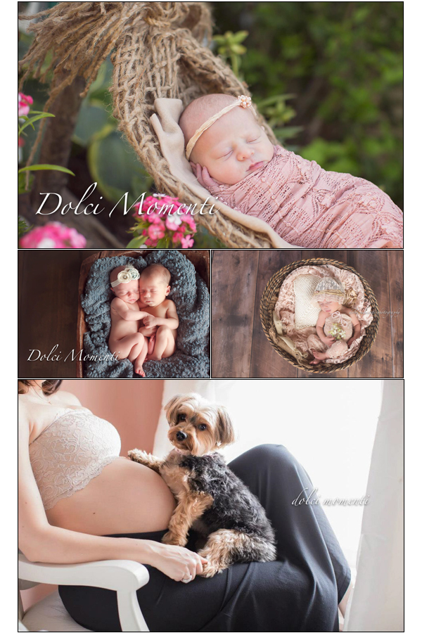 31 Days of Photographers that Inspire: Day 14: Dolci Momenti Photography- Portraits filled with love and timeless emotion