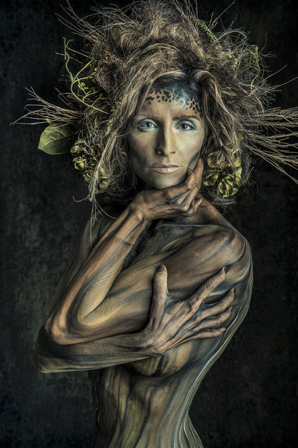 31 Days of Photographers that Inspire: Day 12: Scott Detweiler-Visualizing mesmerizing portraits and an incredible resource to learn Photoshop skills from