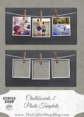 CoffeeShop Chalkboard 2 ad