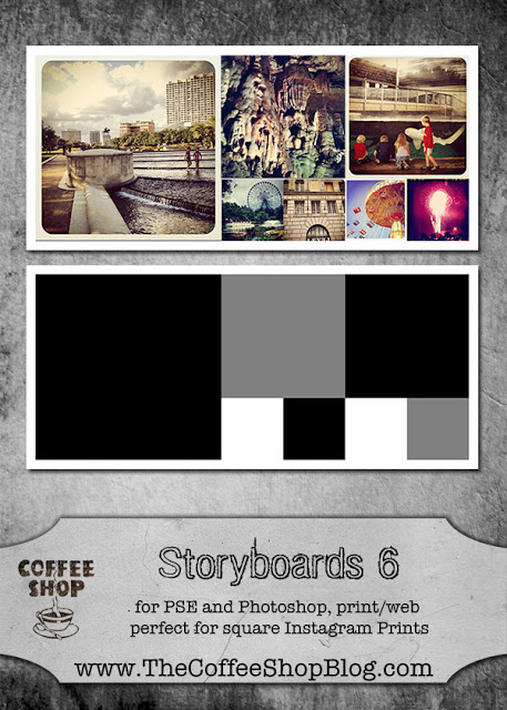 CoffeeShop Storyboards 6 ad