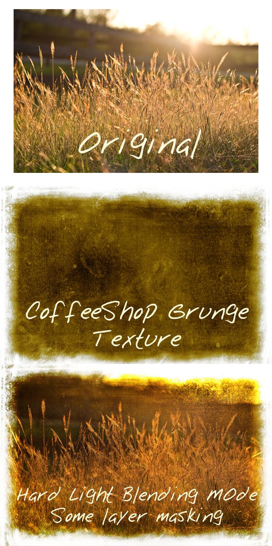 CoffeeShop Texture Example