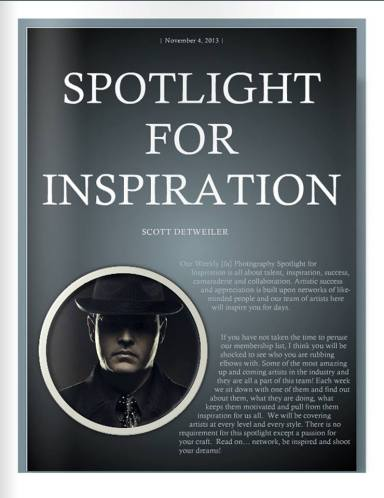spotlight cover photo