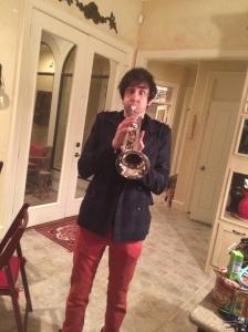 gabe trumpet