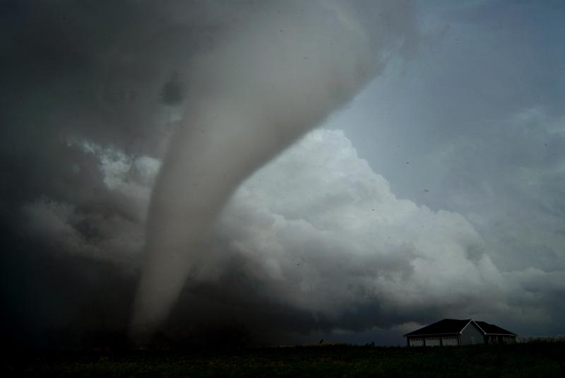 Hanks Tornado